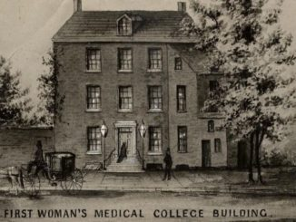 Cleveland Lutheran Hospital 1887