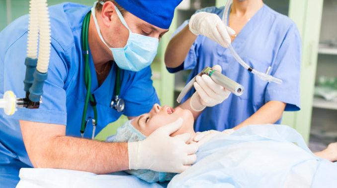 Anestziolog