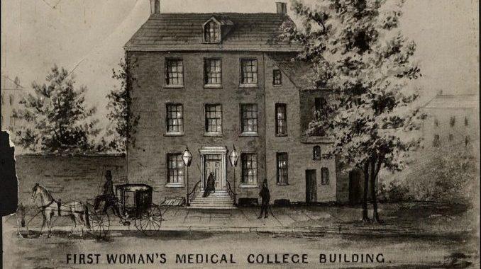 Cleveland Lutheran Hospital 1887