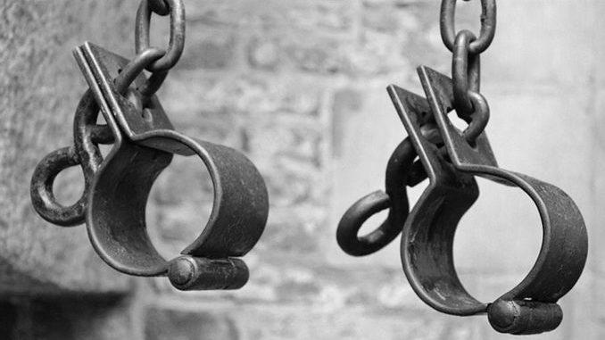 Novodobé otroctví